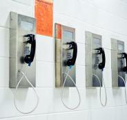 هواتف للاسرى في سجون الاحتلال