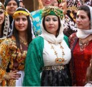 النساء الكرديات