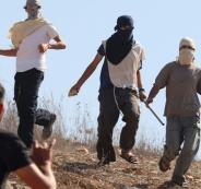 مستوطن يحاول خطف طفل فلسطيني