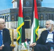 وفود من حركة فتح والحكومة ستزور غزة الأسبوع المقبل