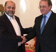 مباحثات بين حماس وموسكو