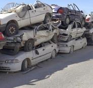 شطب مركبات بسبب عدم الترخيص