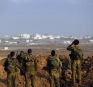 مصادر عبرية: إطلاق نار صوب قوة عسكرية قرب غزة
