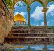 اغلاق المسجد الأقصى