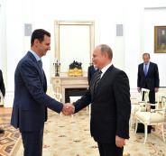 روسيا وبوتين وسوريا