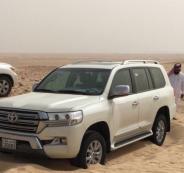 مصرع كويتي وطفله عطشاً بصحراء السعودية