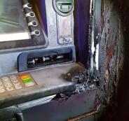 سرقة الصراف الآلي