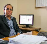 أستاذ في جامعة بيرزيت يطور دراسة قد تنتج أدوية جديدة للسرطان