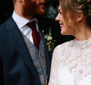 مزارع اسكتلندي والزواج