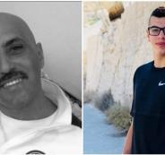 مقتل فتى واصابة والده في القدس