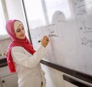 وزارة التربية والمعلمين والاضراب