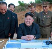 ضربة امريكية على كوريا الشمالية