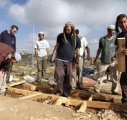 المستوطنون يستولون على اراضي في بيت لحم