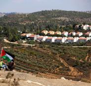 الاستيلاء على اراض زراعية في النبي صالح