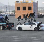 هجمات ارهابية في السعودية