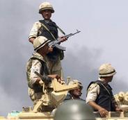 الجيش المصري واسرائيل