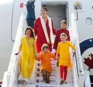 طائرة رئيس الوزراء الكندي