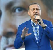 اردوغان وعفرين السورية