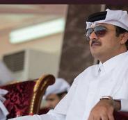 امير قطر والازمة الخليجية