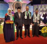 فلسطينية تحصد المرتبة الثانية على العالم في حفظ القرآن