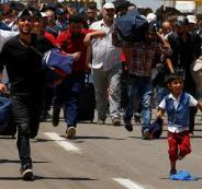15 ألف لاجئ سوري يعودون إلى بلادهم لقضاء عيد الأضحى المبارك