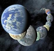 اكتشاف 7 كواكب شبيهة بالارض