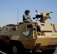 مقتل مسلحين في سيناء