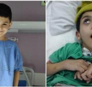 وفاة الطفل امير زيدان