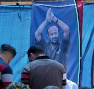 اغلاق نادي الاسير في رام الله