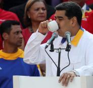 محاولة اغتيال الرئيس الفنزويلي