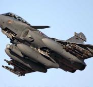 الصواريخ الفرنسية فشلت في إلانطلاق خلال قصف سوريا