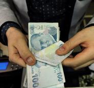 تراجع على سعر صرف الليرة التركية