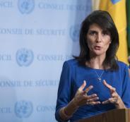 سفيرة اميركا في الامم المتحدة