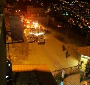 اطلاق النار على مقر الامن الوقائي في نابلس