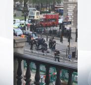اعتقال مسلح بسكاكين كان يخطط لعمل إرهابي بلندن