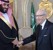 بن سلمان في تونس