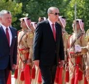 العلاقات الاردنية التركية