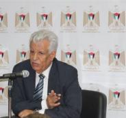 جمال الشوبكي سفير فلسطين في المغرب