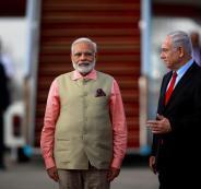 الهند تلغي صفقة أسلحة مع إسرائيل بـ500 مليون
