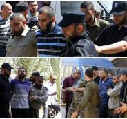 تنفيذ حكم الاعدام بحق قتلة الشهيد مازن فقهاء