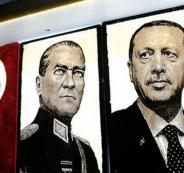 جندي نرويجي يهين اردوغان واتاتورك بعد ان اطلق النار على صورتهما