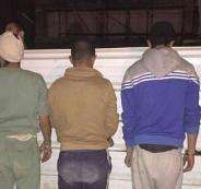 اعتقال عمال فلسطينين