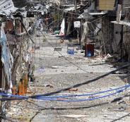 المخيمات الفلسطينية في لبنان وفيروس كورونا