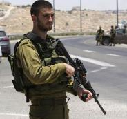 اعتقال جندي اسرائيلي