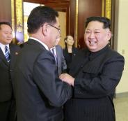 كوريا الشمالية وكوريا الجنوبية