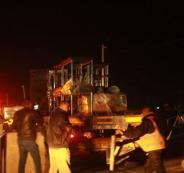 رفض استلام شاحنات أدوية من نجمة داوود الاسرائيلية إلى غزة