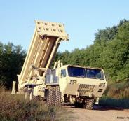 صواريخ ثاد في اسرائيل
