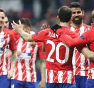 اتلتيكو مدريد الاسباني والدوري الاوروبي