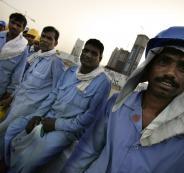العمالة الآسيوية في الامارات