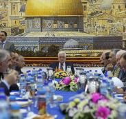 اسرائيل والقيادة الفلسطينية
